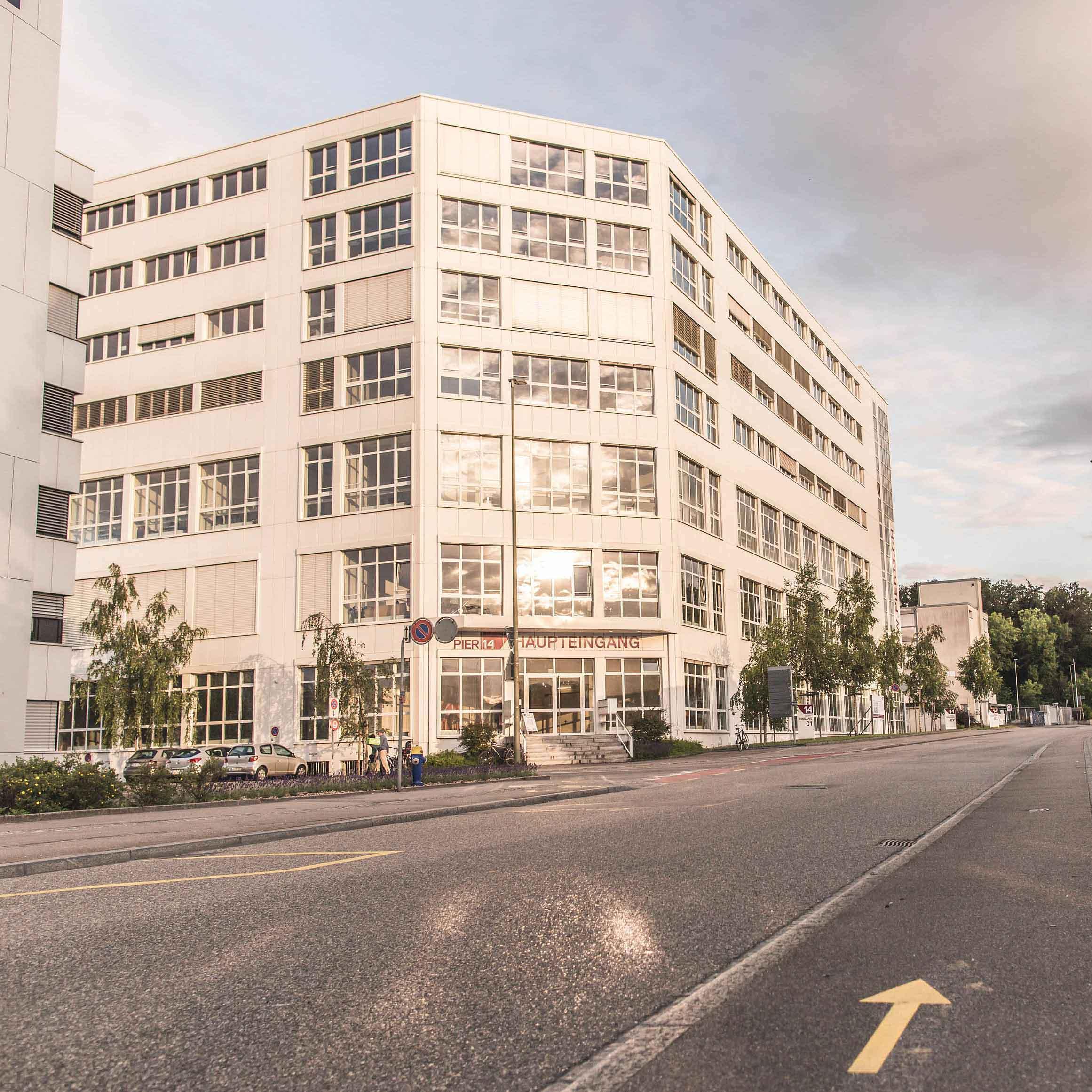 G3 Gebäude in Basel